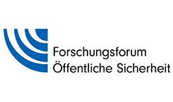 Logo des Forschungsforum Öffentliche Sicherheit