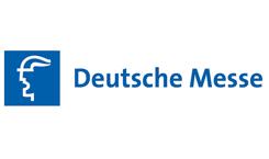 Logo der Deutschen Messe