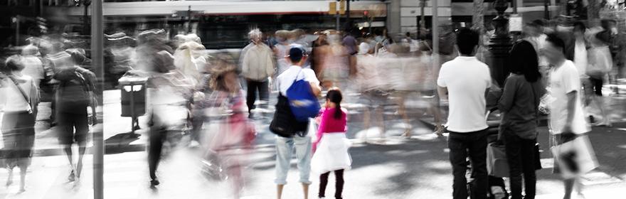 Sicherheit im öffentlichen Raum